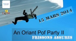 An Oriant Pof Party II